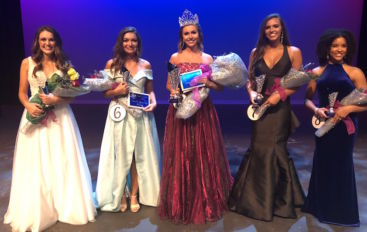 Chapman crowned Miss Northeast
