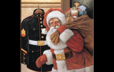 Marines kick off DeKalb County Toys for Tots Campaign