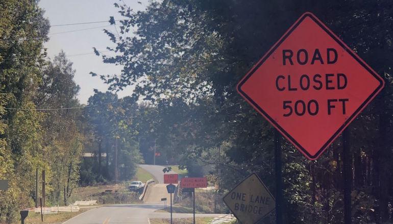 Rainsville begins bridge replacement