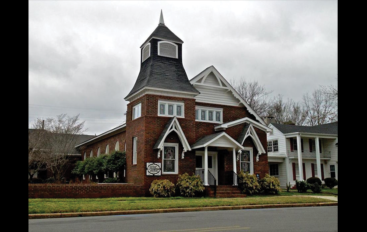 Fort Payne First Presbyterian welcomes all