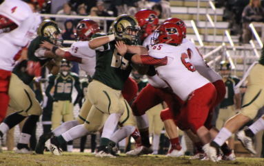 Devils Scorch the Rams
