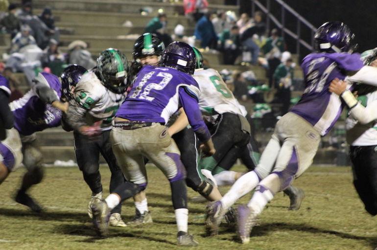 Bulldogs Tame the Broncos