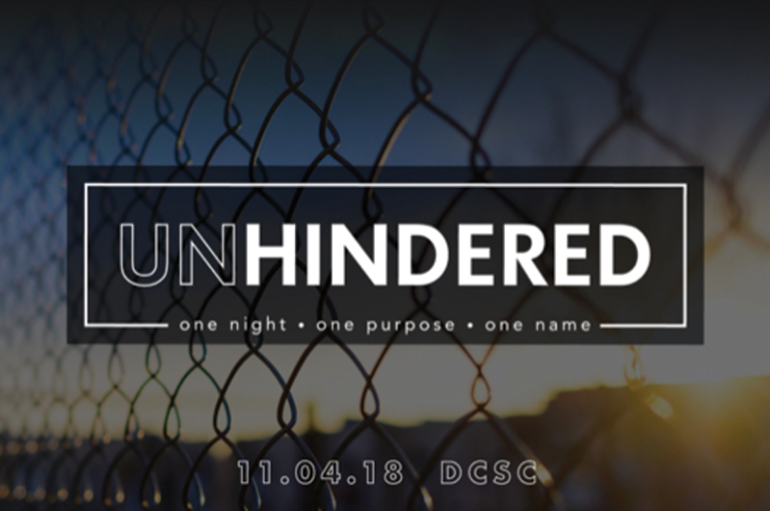 Unhindered set for Sunday