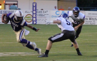 Valley Head Falls to Coosa Christian