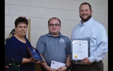 DeKalb Ambulance Service names EMT of the Year