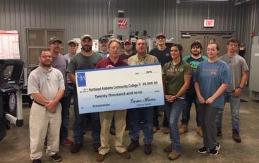 NACC Machine Tool Program Receives Award