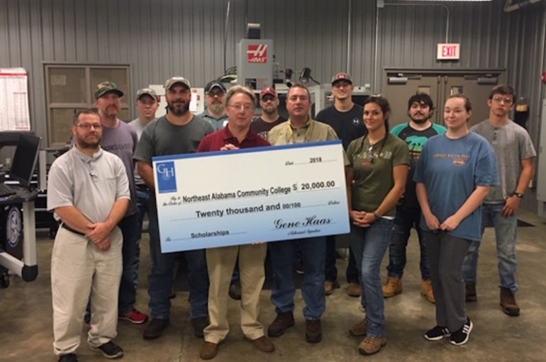 NACC Machine Tool Program Receives Award