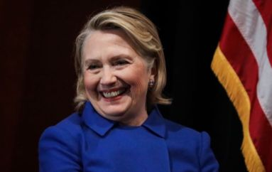 REPORT: Hillary Clinton discussing third presidential run with friends