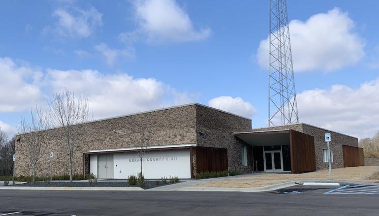 New E-911 Center Unveiled