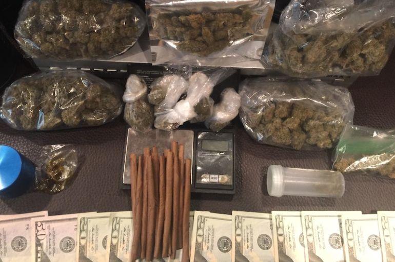 Several Drug Arrests made this week under New Leadership