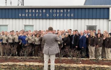 DeKalb Officials Sworn Into Office