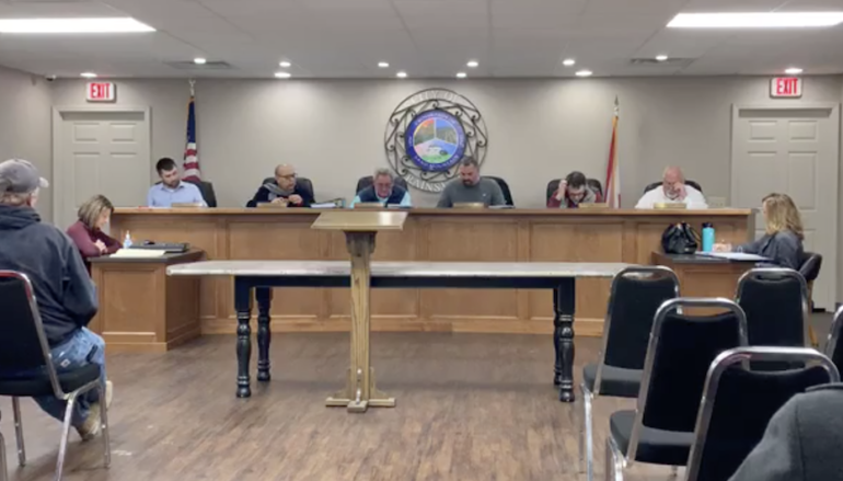 Council Finally Addresses Sound Issues