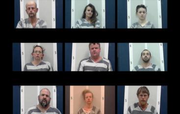Several Arrested in DTF Saturation