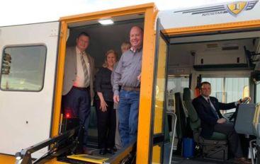 BOE adds to Bus Fleet