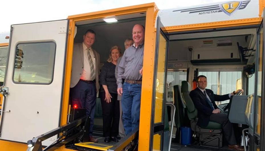 BOE adds to Bus Fleet