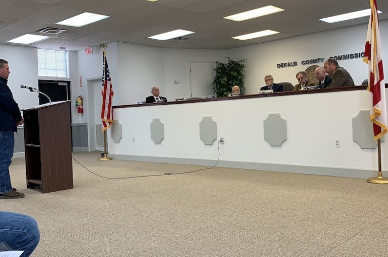 Commission stresses Importance of Infrastructure Improvements