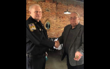 Bowen retires from Collinsville PD