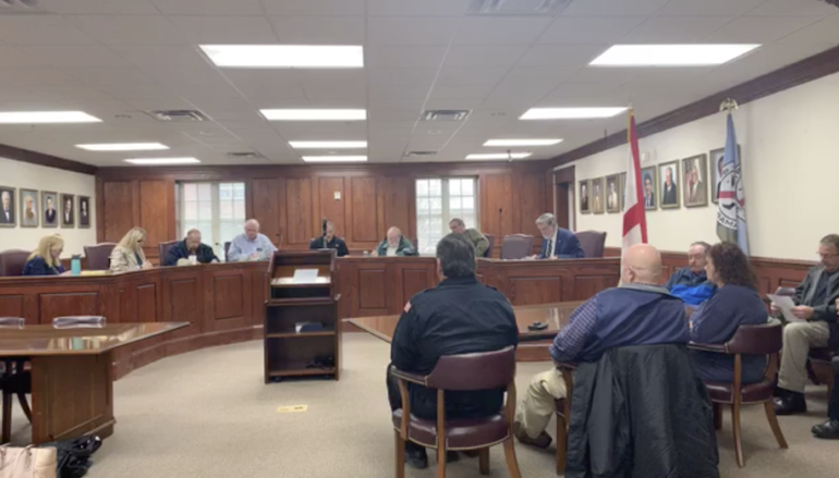 Fort Payne Discusses Property Annexation