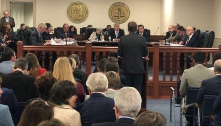 Senate Approves Gas Tax, Heads to Ivey's Desk