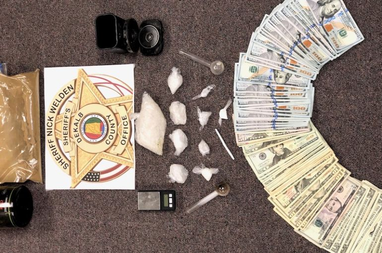 Big Week for Drug Arrests