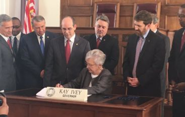 Alabama Passes Gas Tax Increase