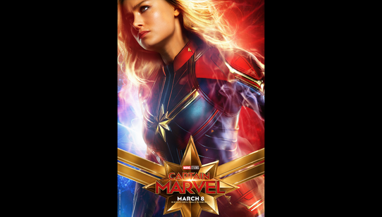 LATE TO THE MOVIES: Captain Marvel