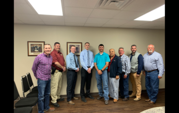 Rainsville Welcomes New Officers