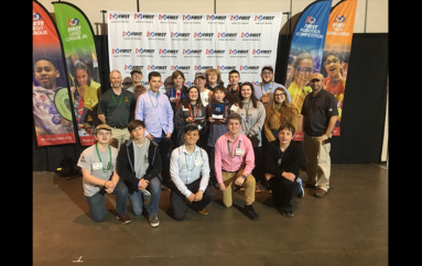 FPHS Robotics compete at Rocket City Regional