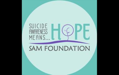 SAM Foundation to Provide Suicide Prevention Training