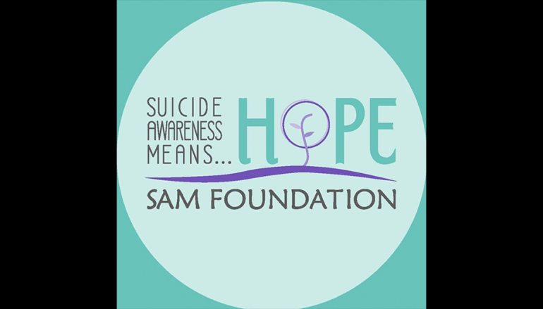 SAM Foundation to Provide Suicide Prevention Training