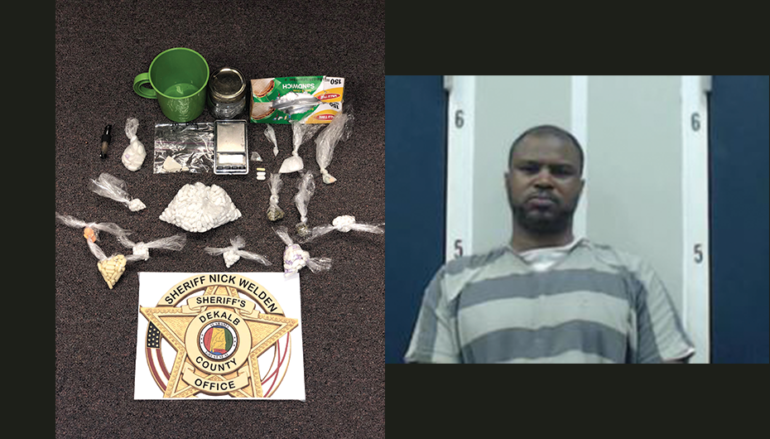 Stolen Vehicle and Narcotics recovered