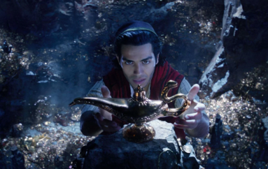LATE TO THE MOVIES: Aladdin