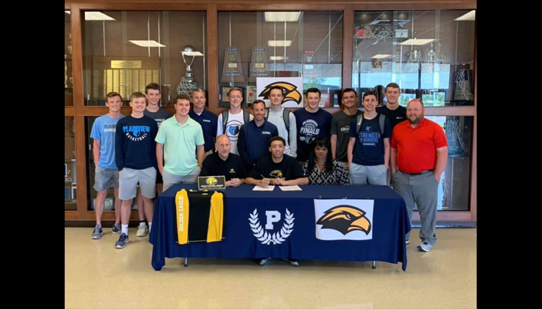 Armstrong Signs with Southern Miss