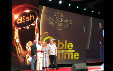 Cable Time Awarded 2019 DISH Retailer of the Year