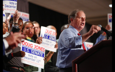 "Jones Tells Alabama Democrats to ""Fix The Party"""
