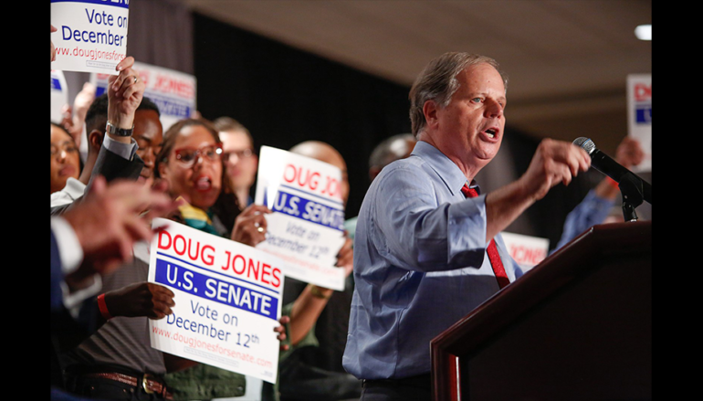 Sen. Jones backs Biden