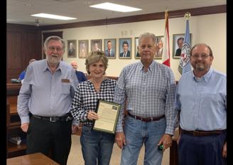 Fort Payne Honors Third Saturday Committee