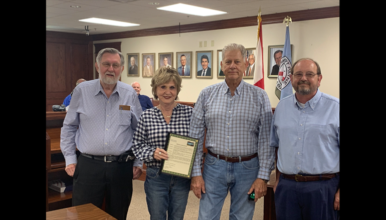 Fort Payne Honors Third Saturday Committee