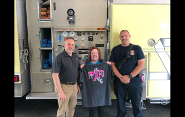 FPFD Gives Back