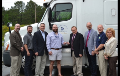 Noble Donates Truck to NACC