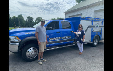 Fischer Rescue Purchases New Truck