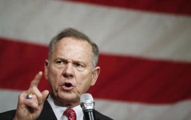 Roy Moore Announces 2020 Senate Bid