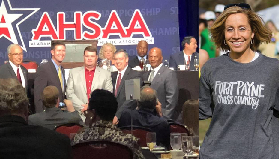 Local Coaches Honored at AHSAA Banquet