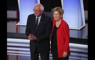 Moderate Democrats Make Their Last Stand During CNN Debate