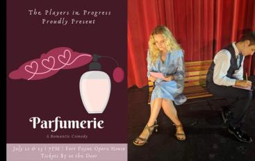 "Fort Payne Opera House to present ""Parfumerie"""