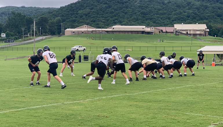 Inside The Huddle with the Fort Payne Wildcats