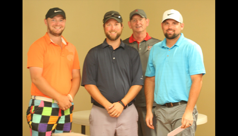 Rainsville Chamber Tees Off at Golf Tournament!