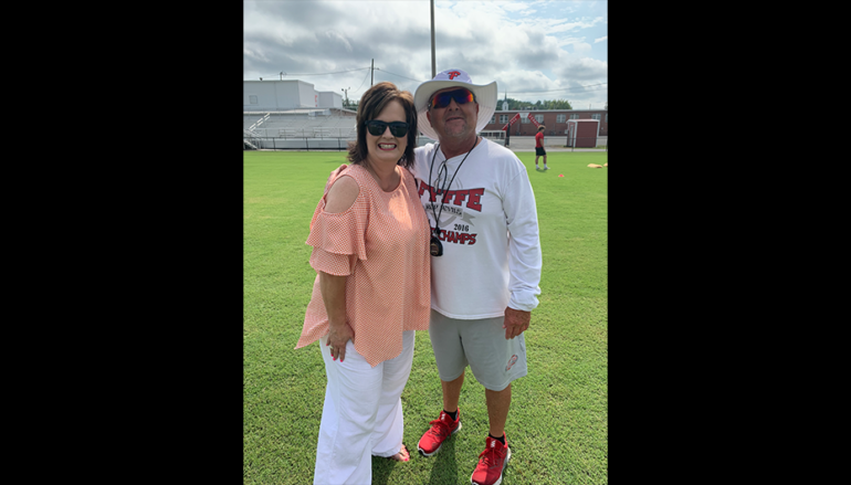 Spotlight on Coaches with Fyffe's Paul Benefield