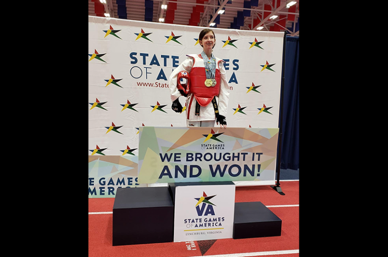 Nix Competes at State Games