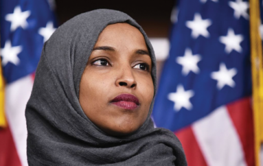 Omar Fires Back at ALGOP